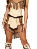 Sexy Indian Costume - 3pc