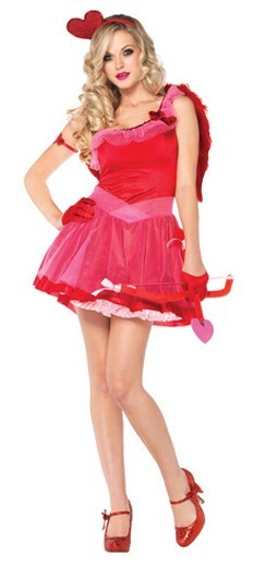 Sexy Kiss Me Cupid Costume