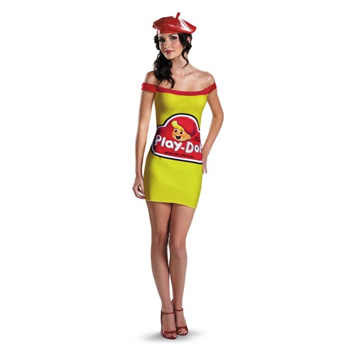 Sexy Play Doh Costume