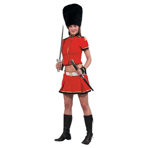 Sexy Royal Guard Costume