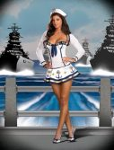 Sexy Sailor Costume - Makin Waves