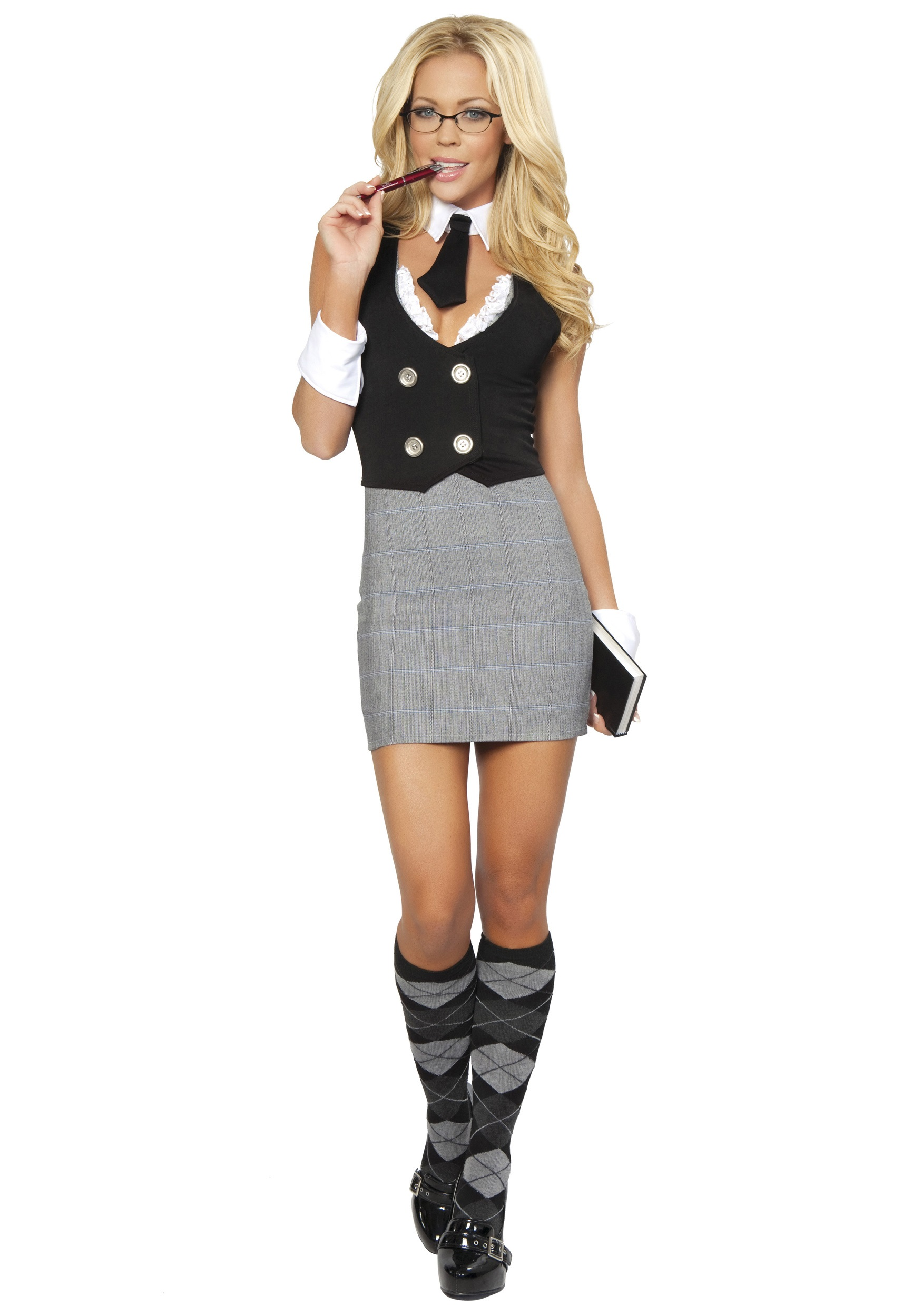 Sexy School Teacher Costume