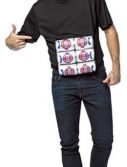 Six Pack Beer Costume Shirt