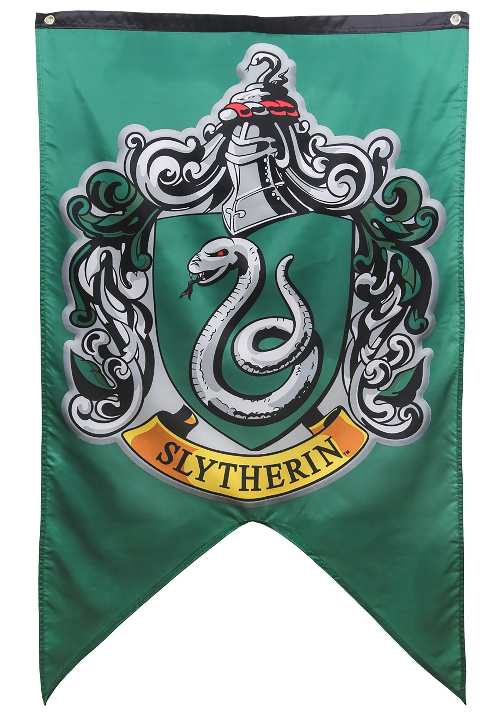 "Slytherin School Crest Harry Potter 30""x50"" Banner"