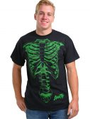 Spinal Tap X-Ray Skeleton Shirt