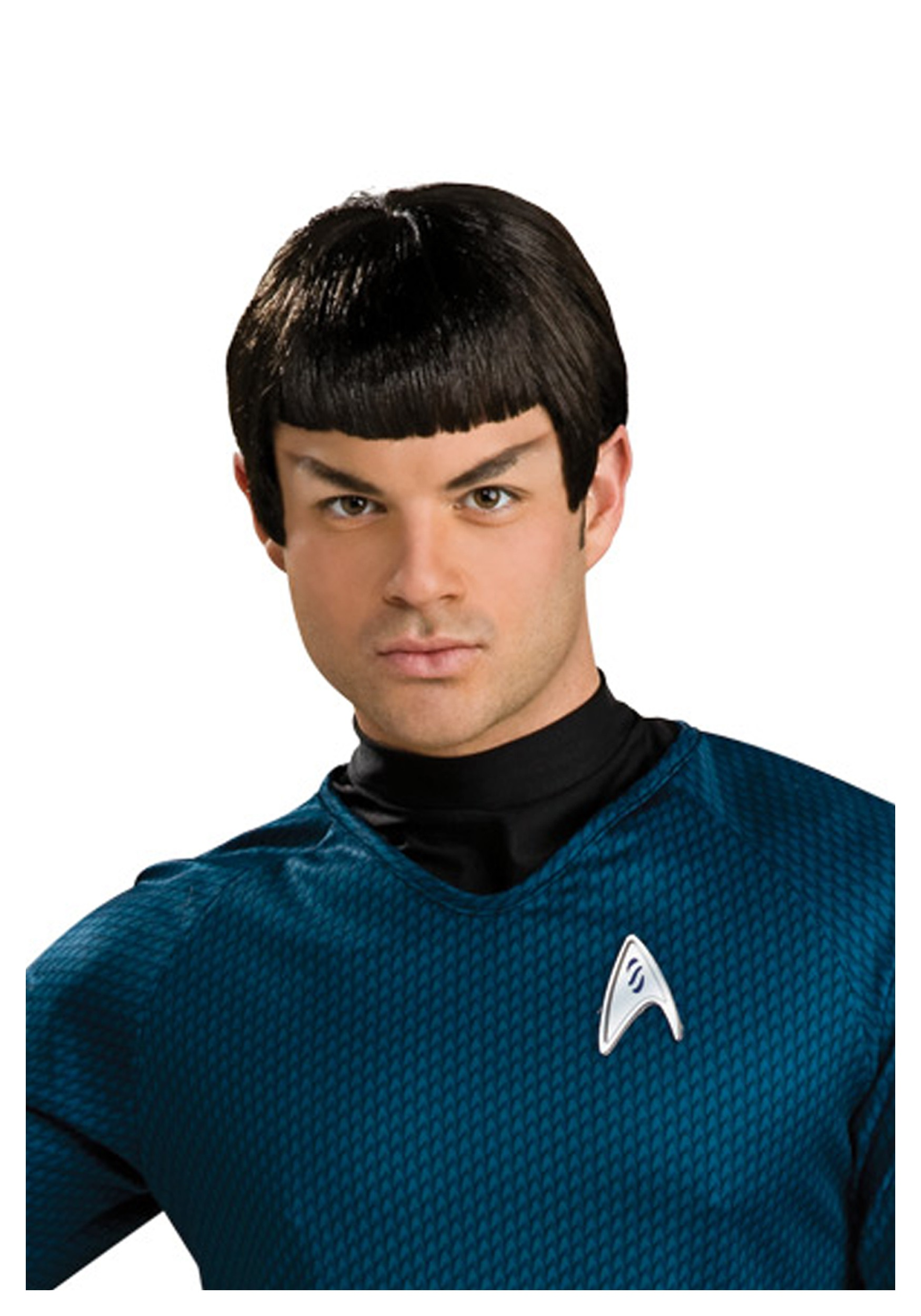 Spock Vinyl Wig with Ears