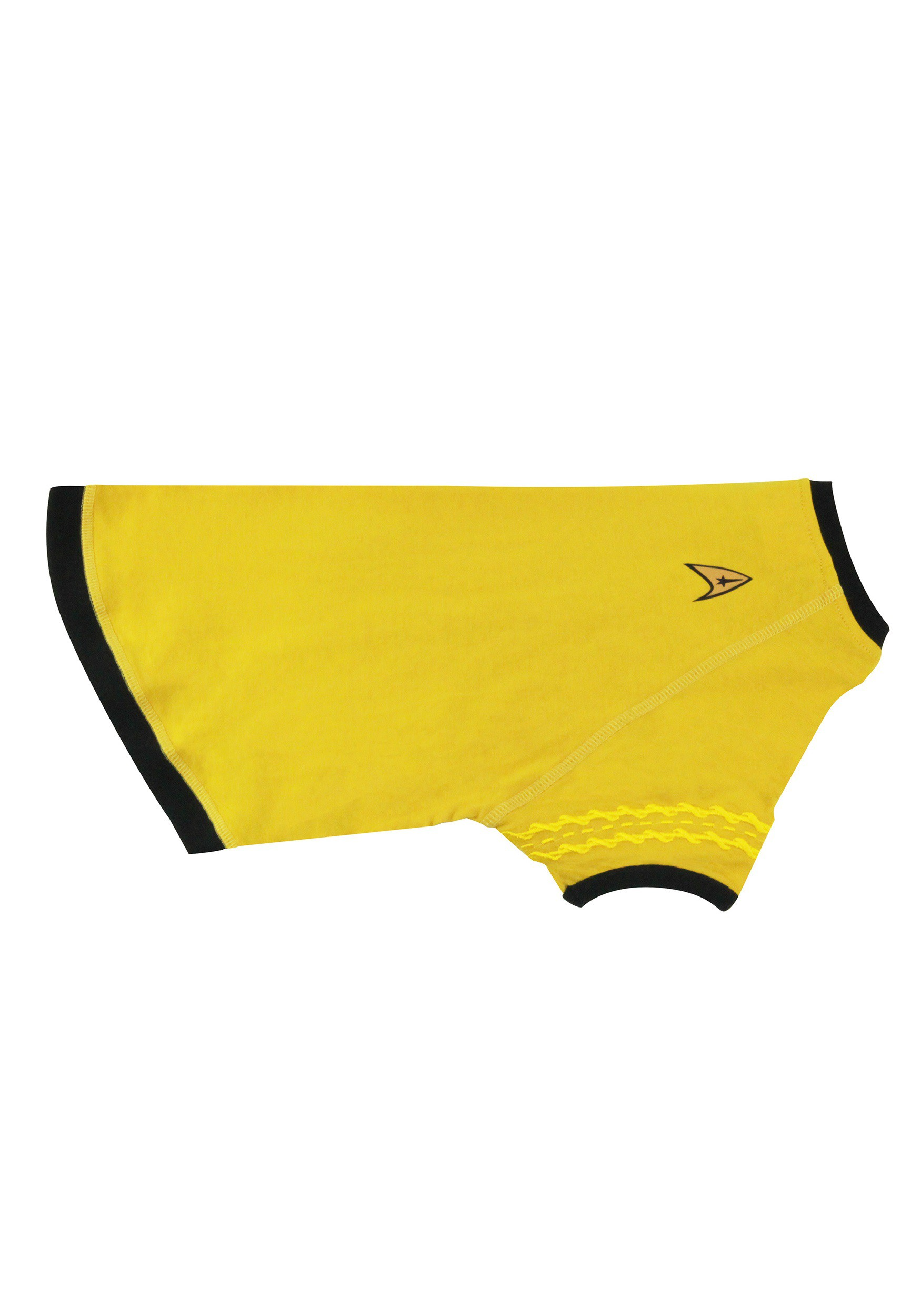Star Trek Kirk Dog Uniform
