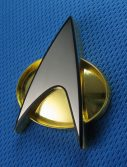 Star Trek The Next Generation Replica Communicator Badge