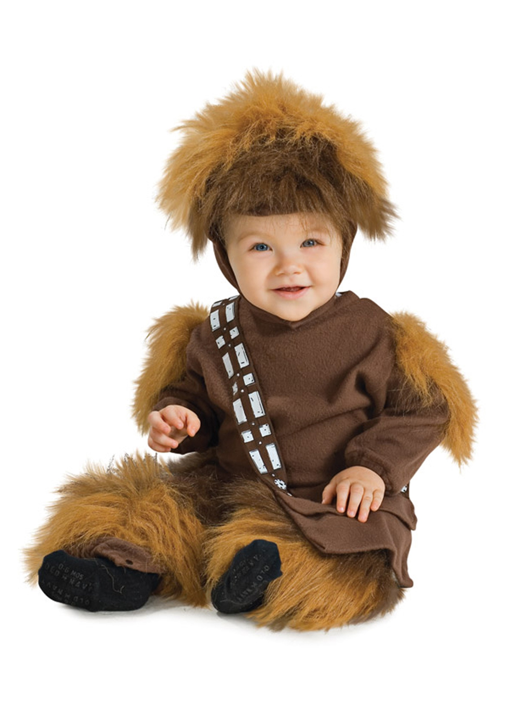 Star Wars Chewbacca Toddler Costume