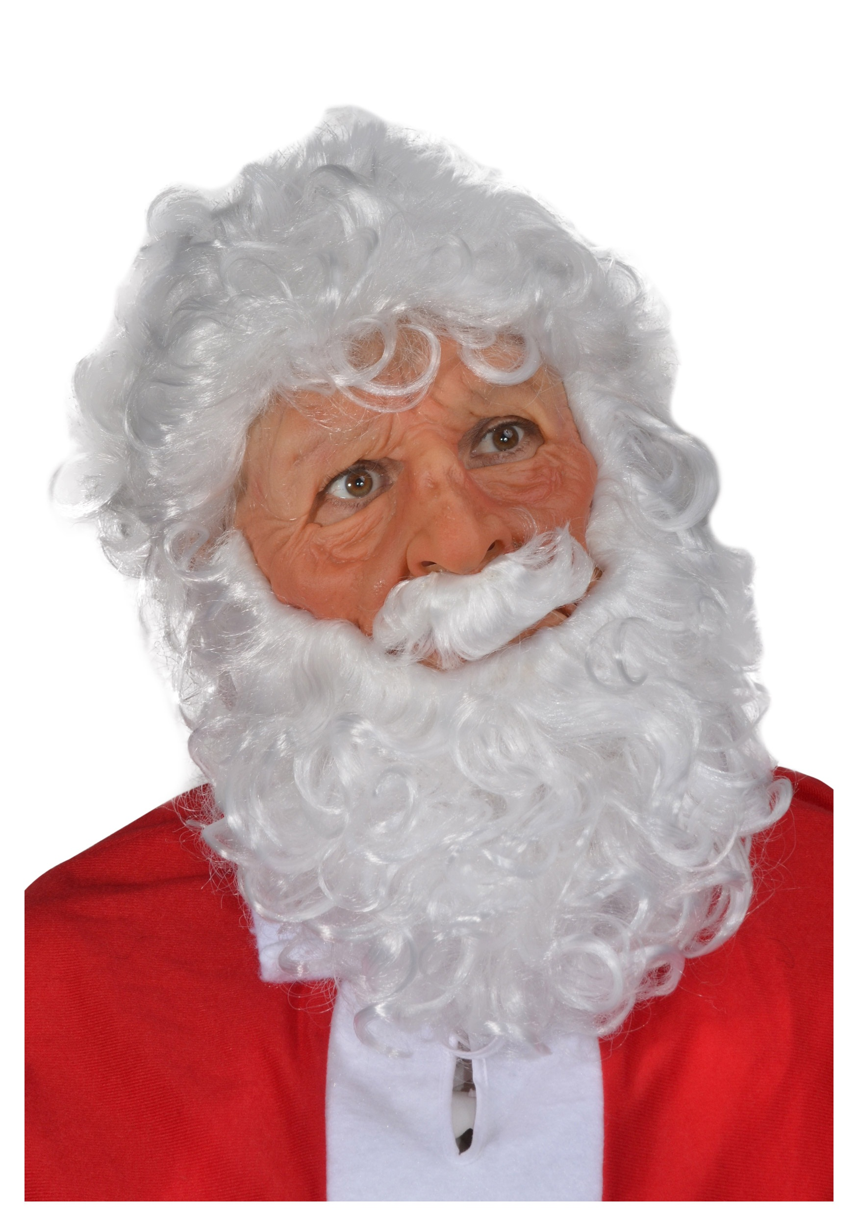 Super Soft Santa Mask