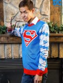 Superman Classic Men's Sweater
