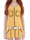 TMNT I Am April O' Neil Juniors Tunic Tank