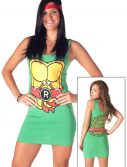 TMNT Raphael Red Tank Dress