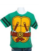 TMNT Raphael Toddler Costume Shirt