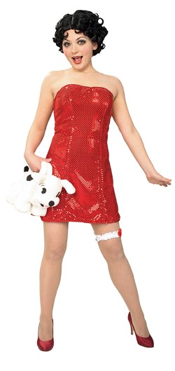 Teen Betty Boop Costume