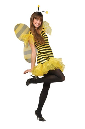 Teen Bumblebee Costume