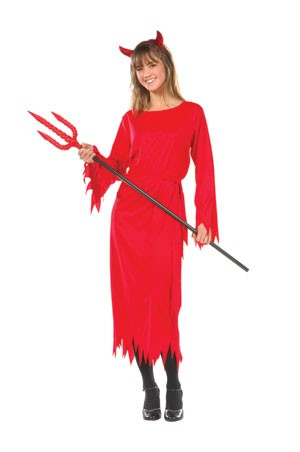 Teen Devil Girl Costume
