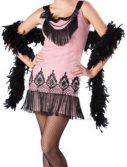 Teen Flapper Costume - Flirty Flapper
