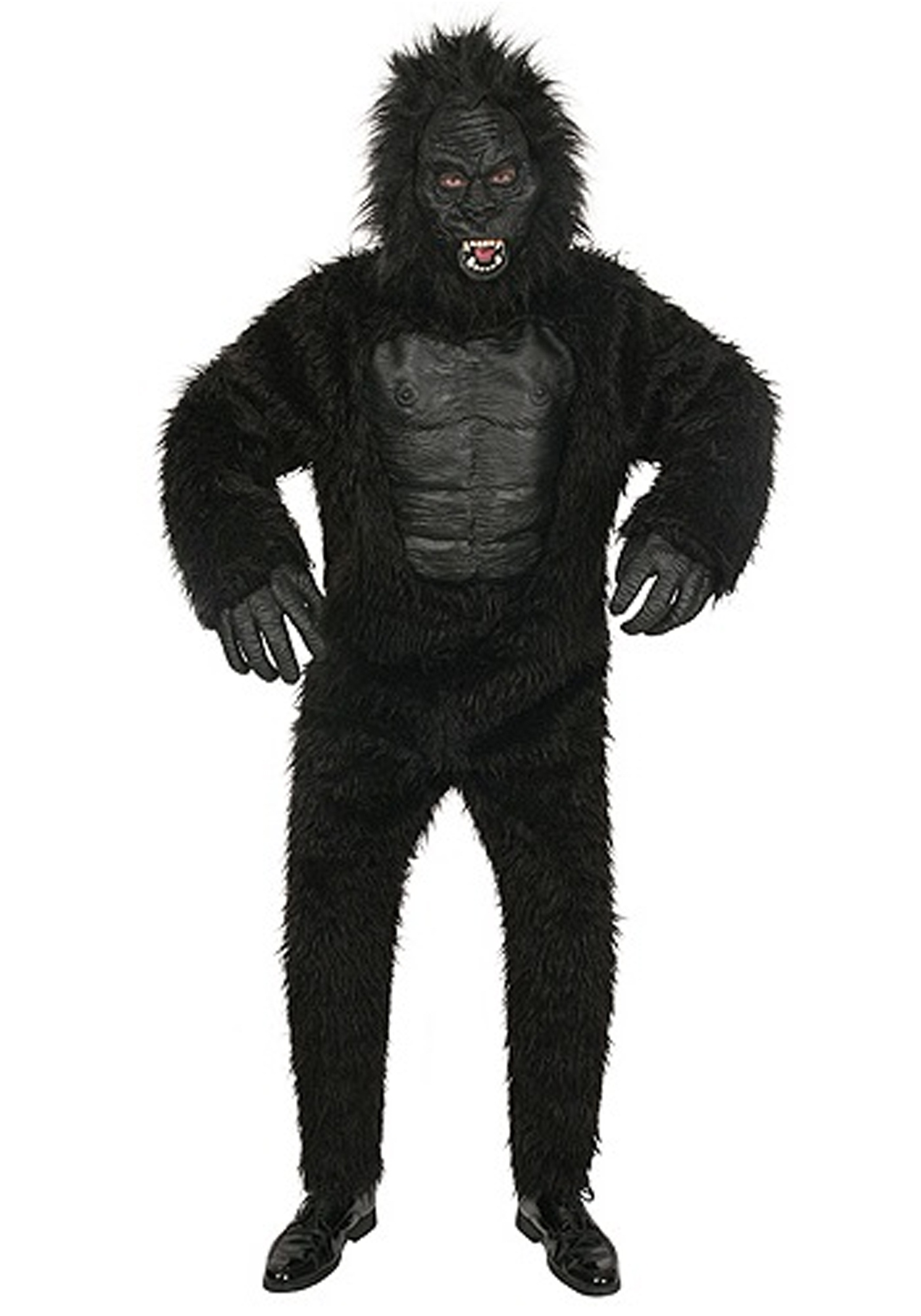 Teen Gorilla Costume