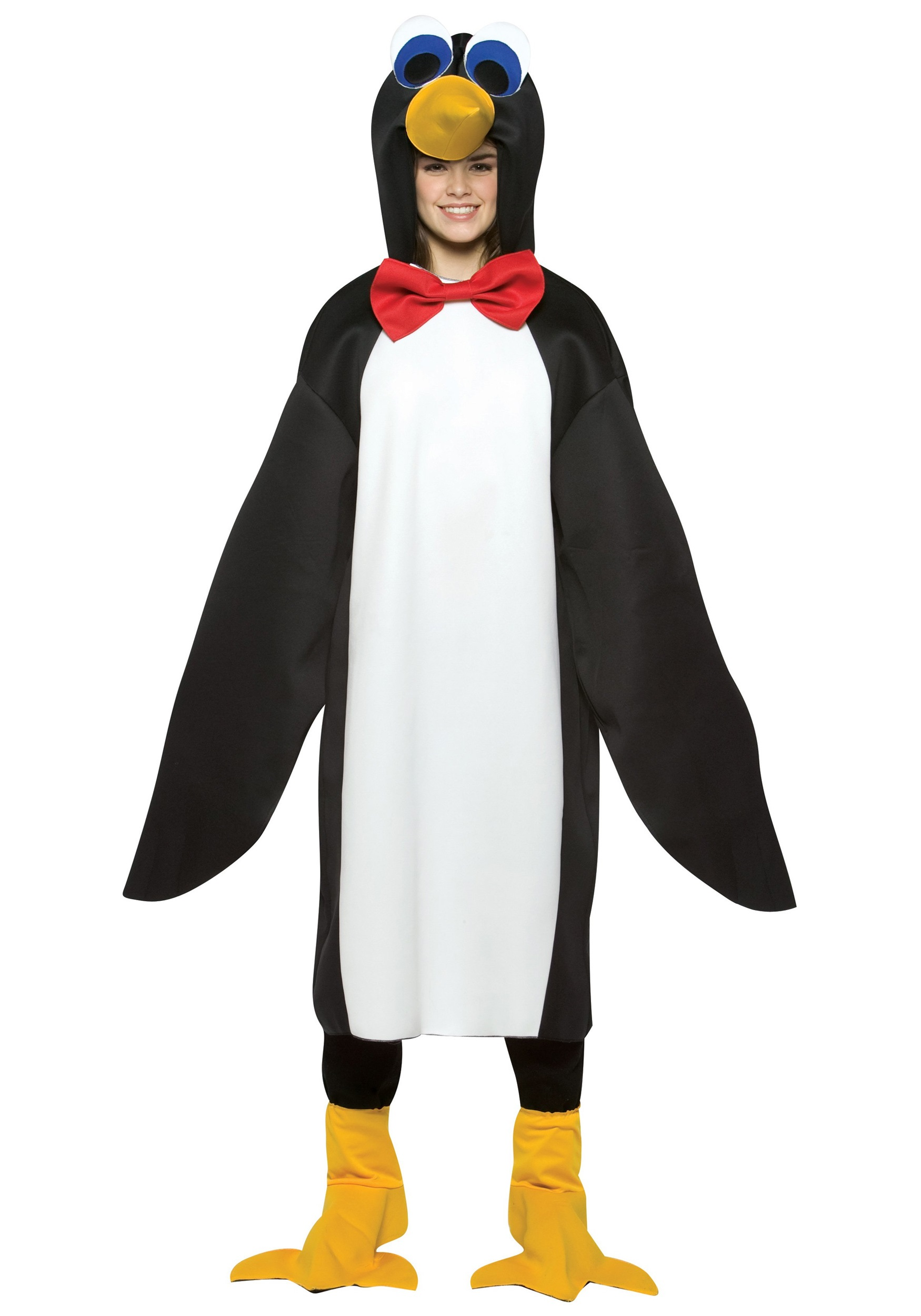 Teen Penguin Costume