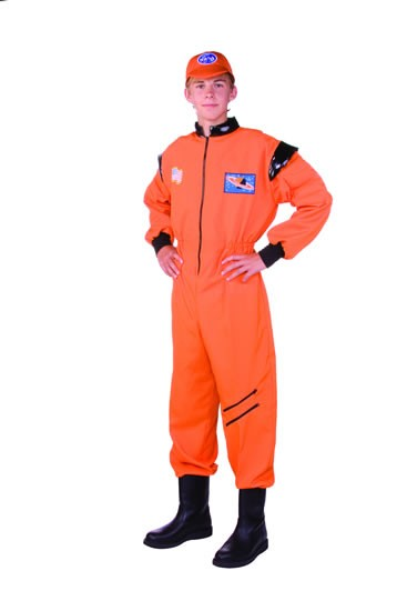Teen Shuttle Hero Costume