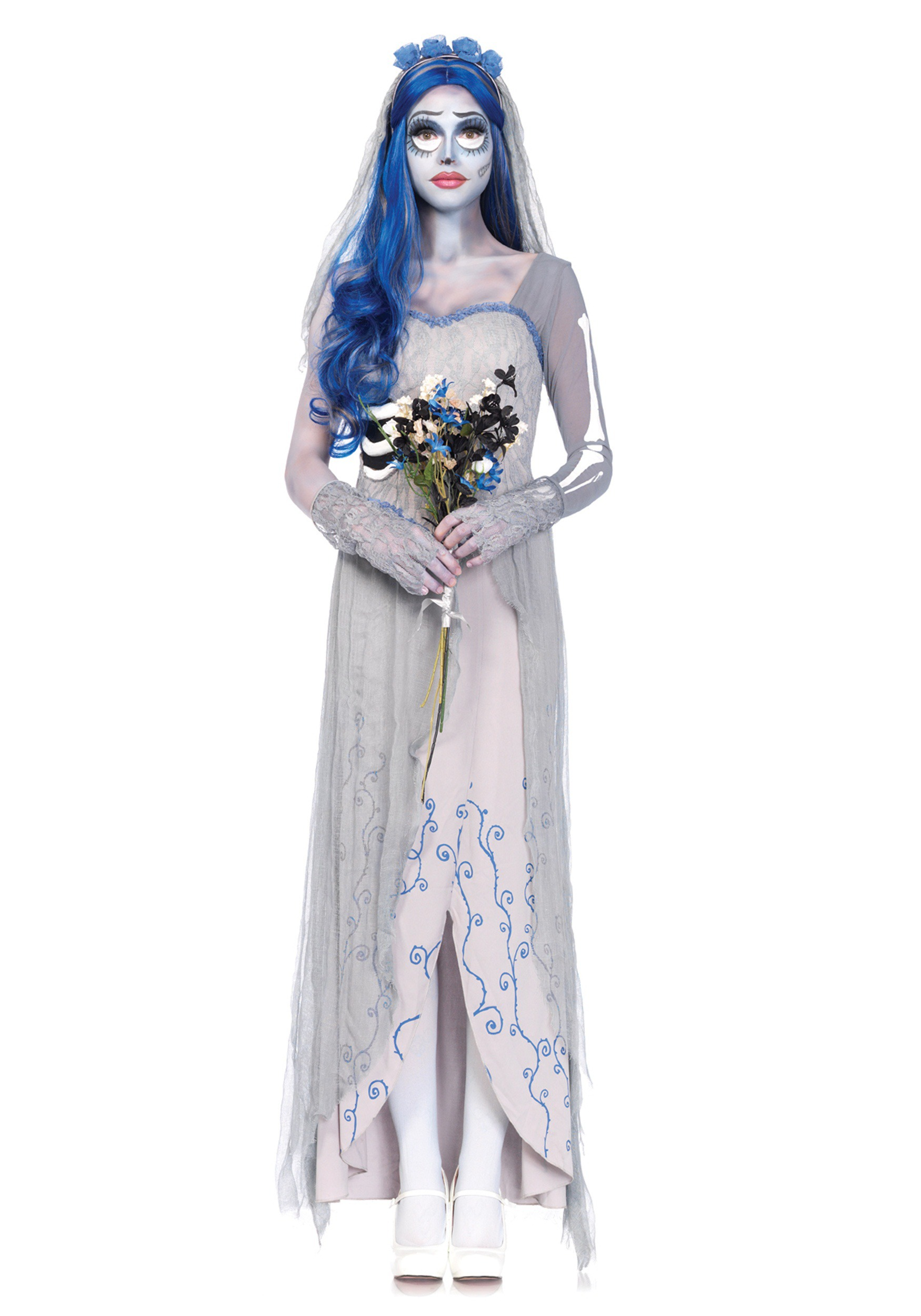 The Corpse Bride Costume