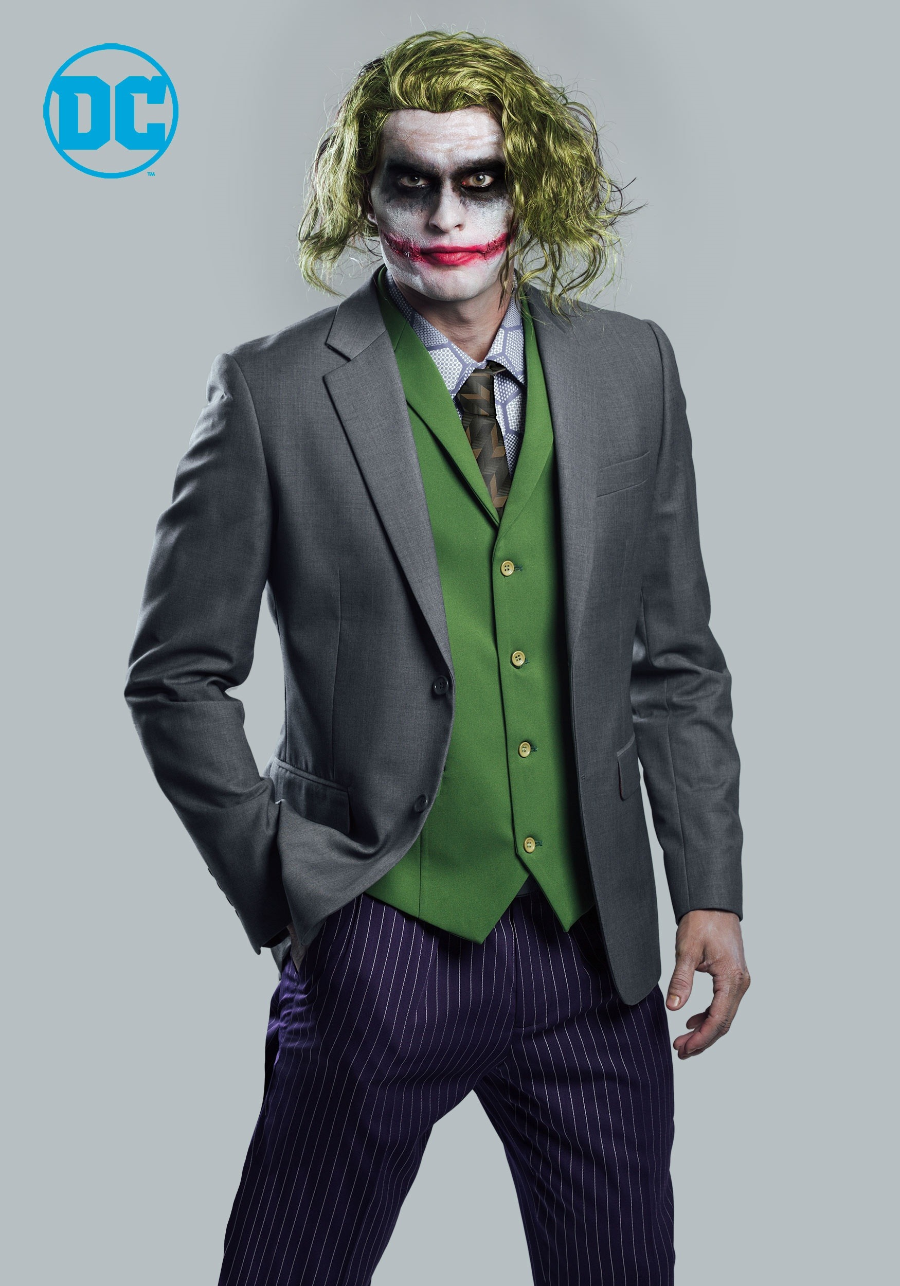 The Joker Suit Jacket (Authentic)