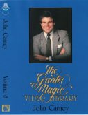 The Magic Of John Carney Learn Magic Tricks DVD