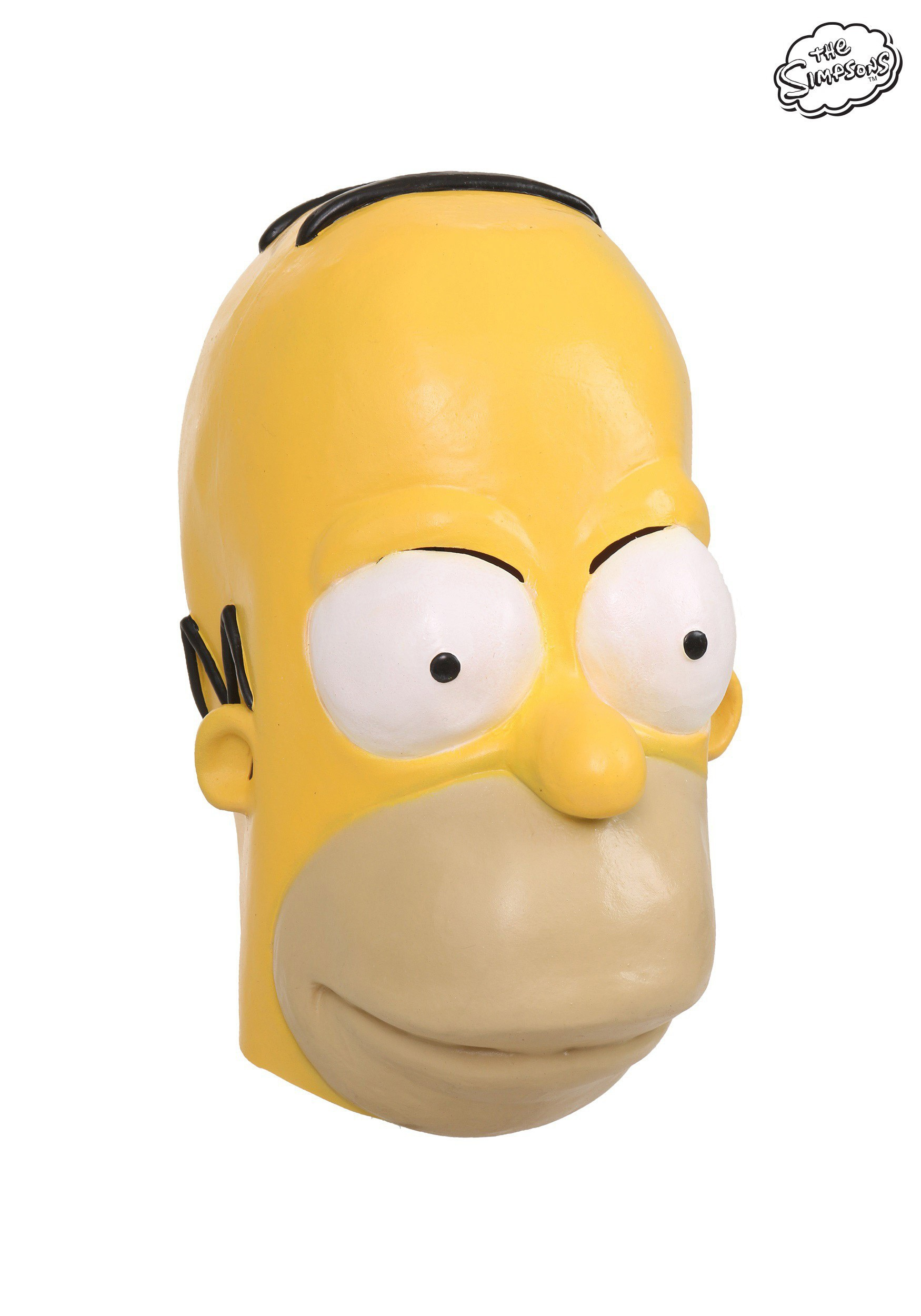 The Simpsons Homer Simpson Mask