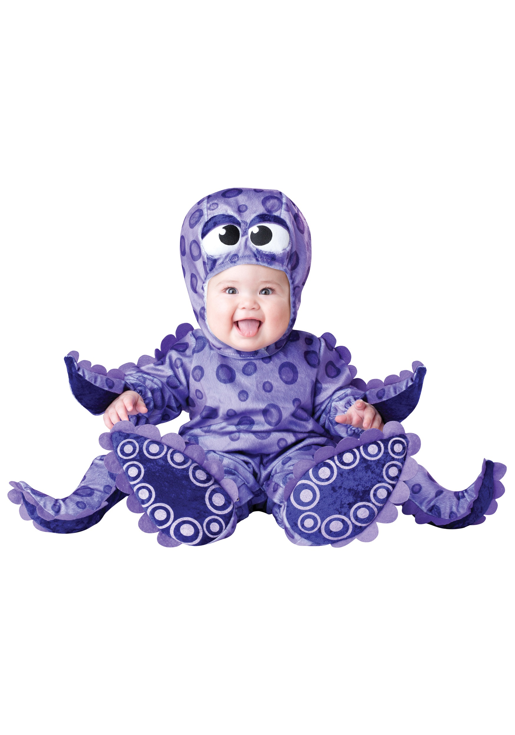 Tiny Tentacles Octupus Costume