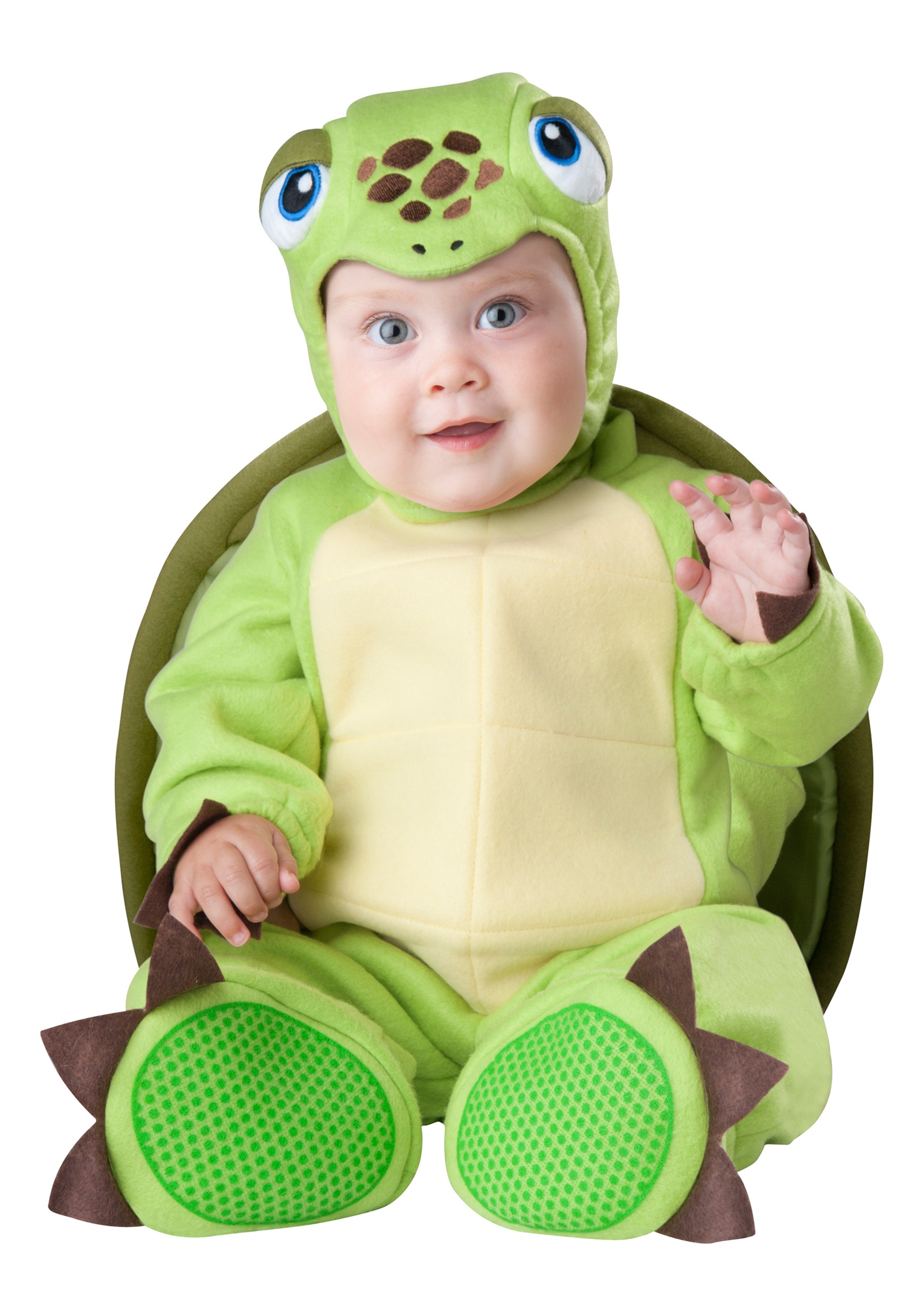 Tiny Turtle Infant Costume