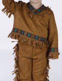 Toddler American Indian Boy Costume