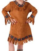 Toddler American Indian Girl Costume