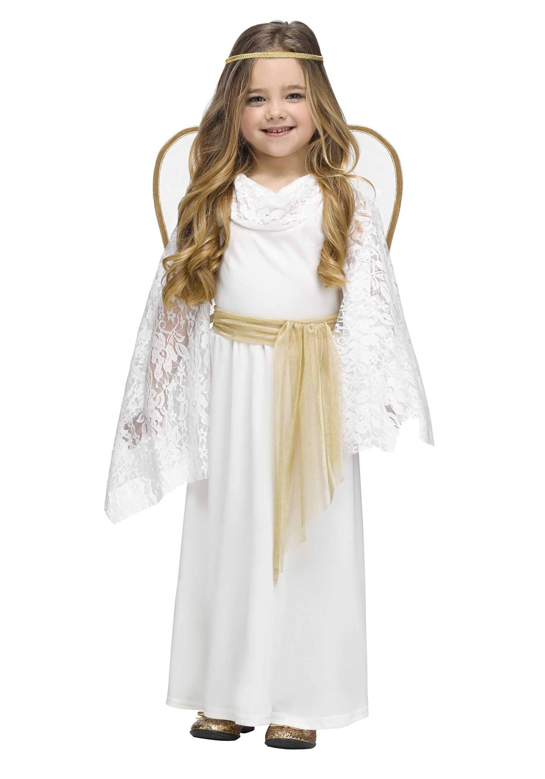 Toddler Angelic Miss Costume