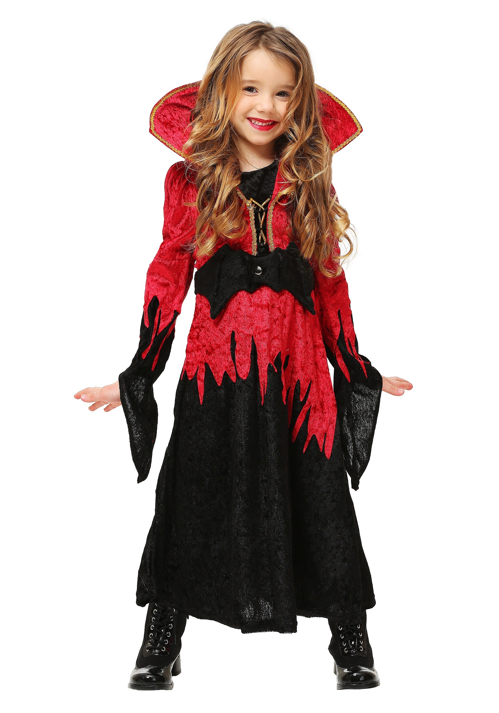 Toddler Bloodthirsty Vampire Costume