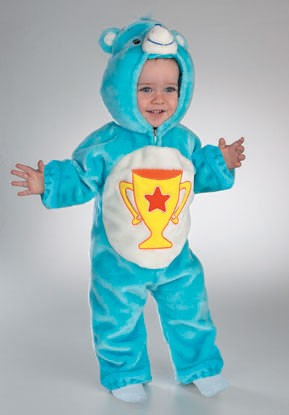 Toddler Champ Care Bear Costume