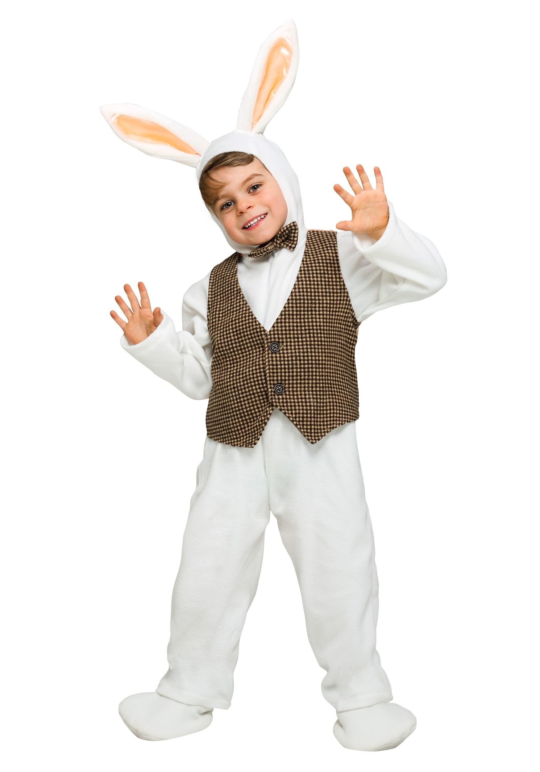 Toddler Classic Easter Bunny Costume