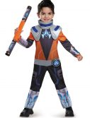 Toddler Classic Miles Chromes Costume
