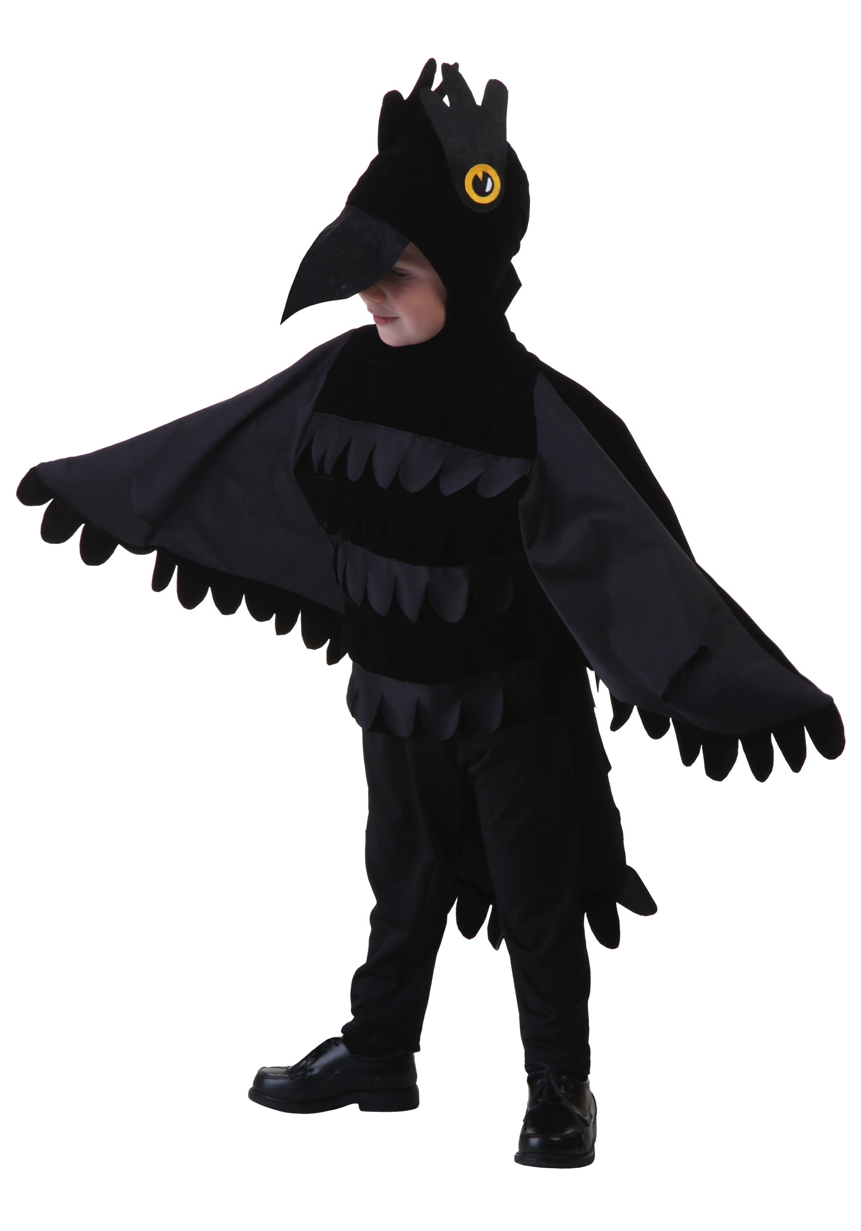 Toddler Crow Costume