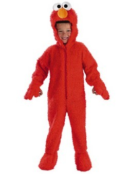Toddler Deluxe Elmo Costume