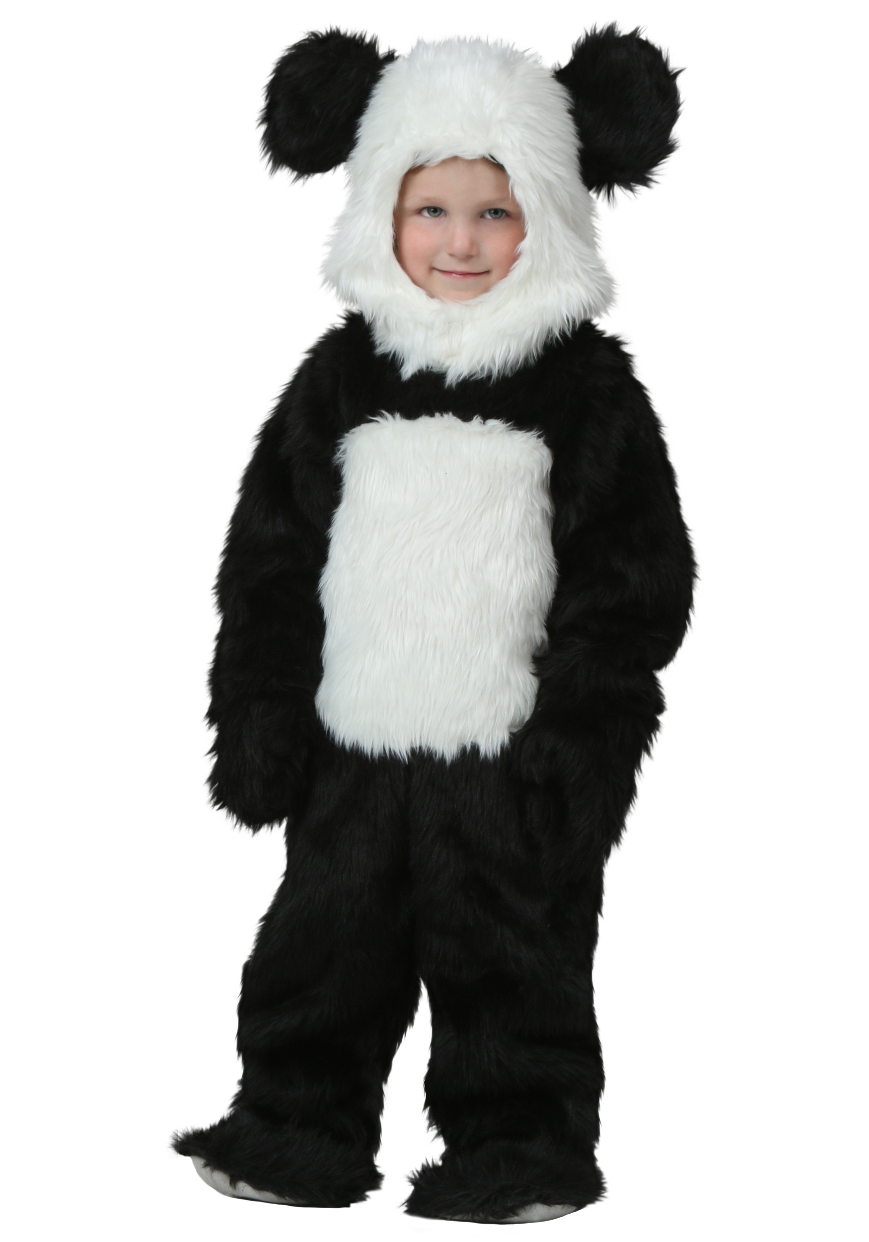 Toddler Deluxe Panda Costume