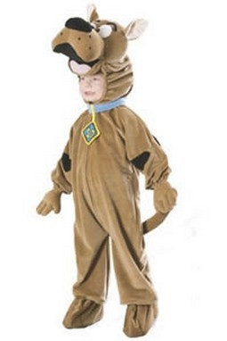 Toddler Deluxe Scooby Doo Costume