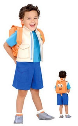 Toddler Diego Costume