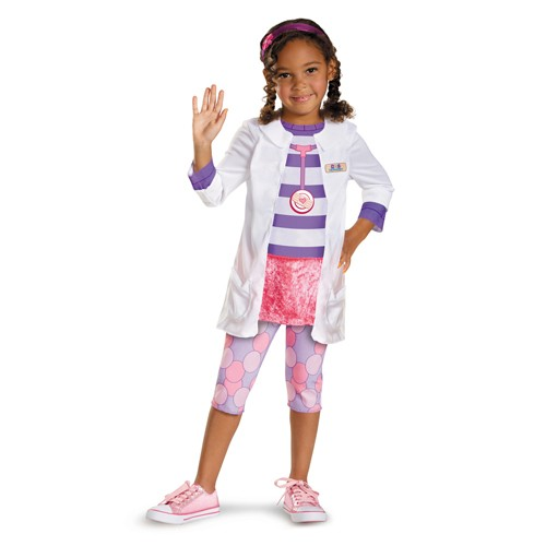 Toddler Doc McStuffins Costume