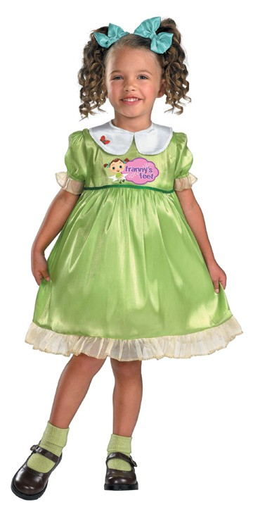 Toddler Franny Costume