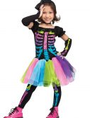 Toddler Funky Punky Bones Costume