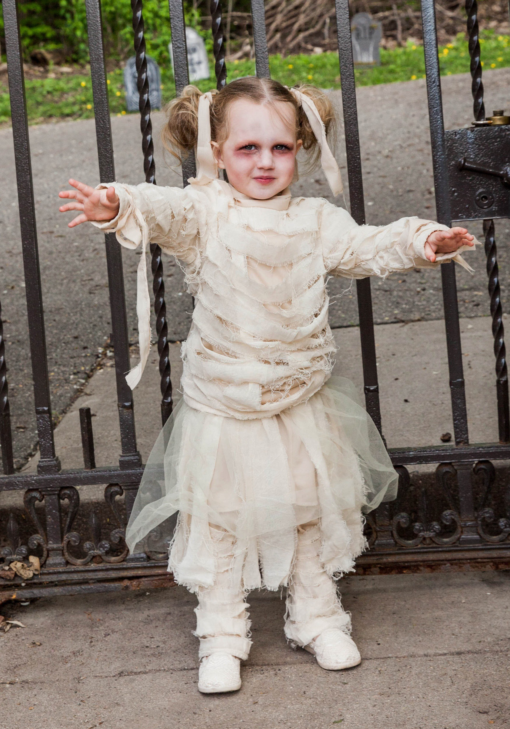 Toddler Girl's Mummy Costume