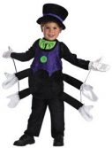 Toddler Itsy Bitsy Spider Child Costume