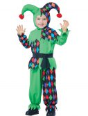Toddler Junior Jester Costume