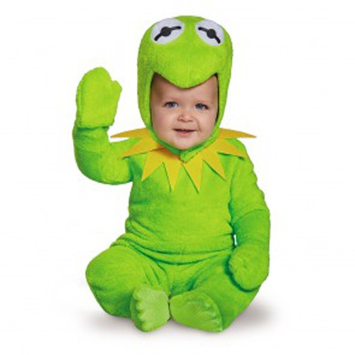 Toddler Kermit Costume